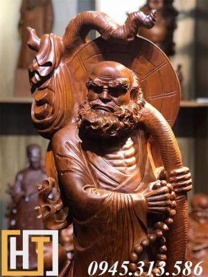 diện tượng đạt ma gỗ hương