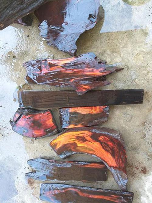 gỗ trắc dây