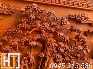 tranh gỗ đồng quê đẹp mẫu mới 2020-3