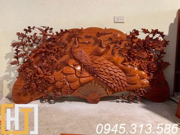 tranh gỗ phu thê viên mãn khổ lớn loại vip dài 1m80 cao 80cm gỗ dày 8,5cm
